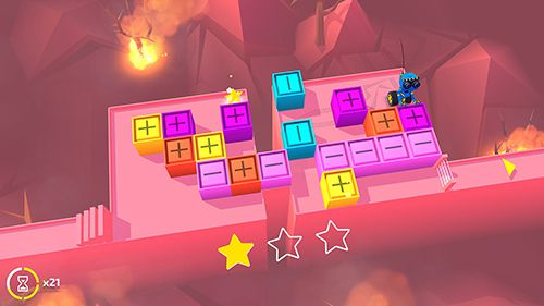 Screenshots of the After loop game for iPhone, iPad or iPod.