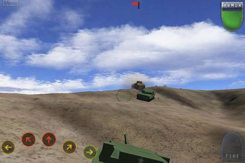Download After war: Tanks of freedom iPhone free game.