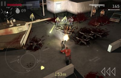 Download Aftermath iPhone free game.