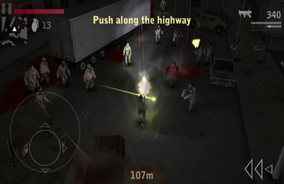 Screenshots of the Aftermath game for iPhone, iPad or iPod.