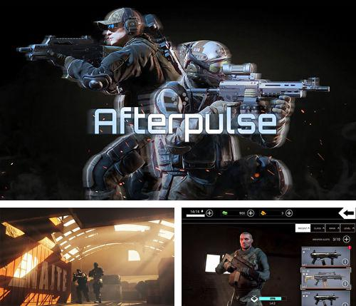 In addition to the game Iron Force for iPhone, iPad or iPod, you can also download Afterpulse for free.