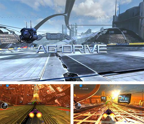 In addition to the game God of blades for iPhone, iPad or iPod, you can also download AG drive for free.