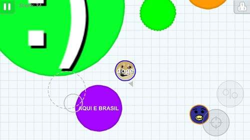 Download Agar.io iPhone free game.