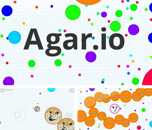 In addition to the game Marble Mixer for iPhone, iPad or iPod, you can also download Agar.io for free.