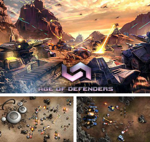 Download Age of defenders iPhone free game.