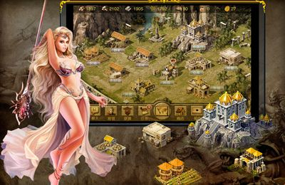 Screenshots vom Spiel Age Of Empire für iPhone, iPad oder iPod.