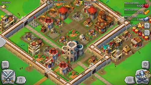 Скачать игру Age of empires: Castle siege для iPad.
