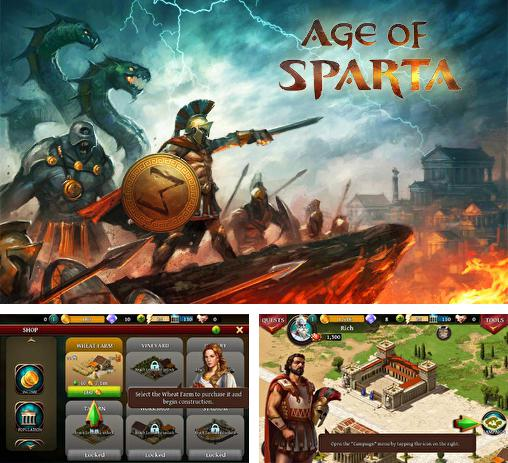 In addition to the game Panda vs. zombies for iPhone, iPad or iPod, you can also download Age of Sparta for free.