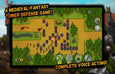 Download Age of Thrones iPhone free game.
