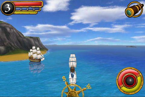 Download Age of wind 2 iPhone free game.