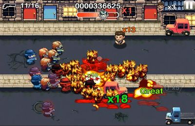 Игра Age of Zombies Anniversary для iPhone