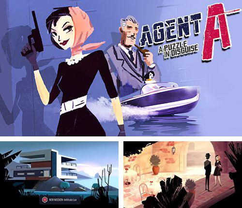 In addition to the game Curling 3D for iPhone, iPad or iPod, you can also download Agent A: A puzzle in disguise for free.