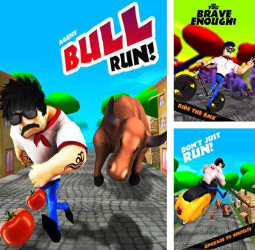 In addition to the game Jewel Mania: Halloween for iPhone, iPad or iPod, you can also download Agent Bull Run for free.