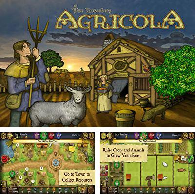 In addition to the game Lamp and vamp for iPhone, iPad or iPod, you can also download Agricola for free.