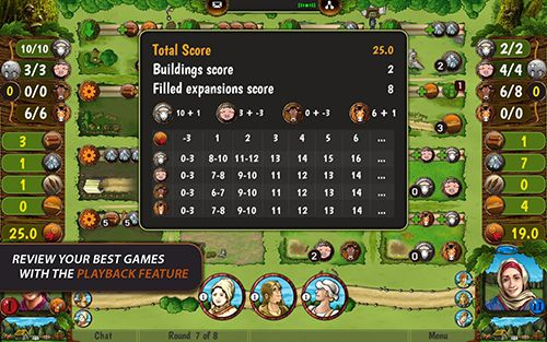 Capturas de pantalla del juego Agricola: All creatures big and small para iPhone, iPad o iPod.