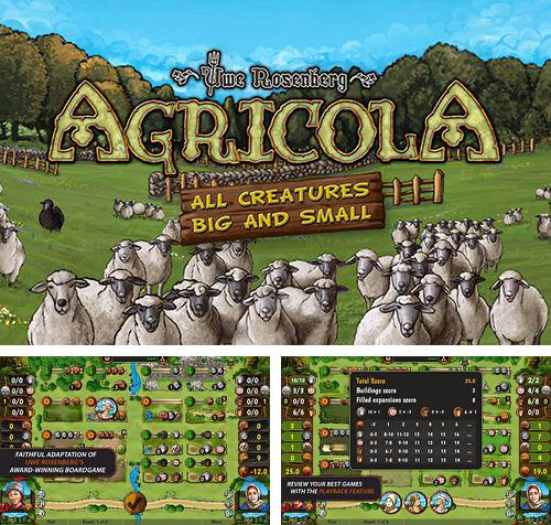 Скачать Agricola: All creatures big and small на iPhone бесплатно