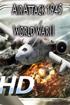 Air Attack 1945 : World War II