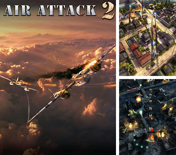 In addition to the game Crazy Snowboard for iPhone, iPad or iPod, you can also download Air attack 2 for free.