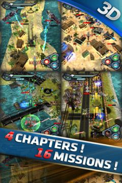 Download Air Attack HD 2 iPhone free game.