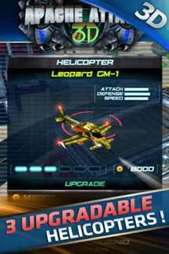 Free Air Attack HD 2 download for iPhone, iPad and iPod.