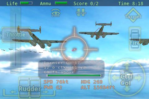 Free Air battle of Britain download for iPhone, iPad and iPod.