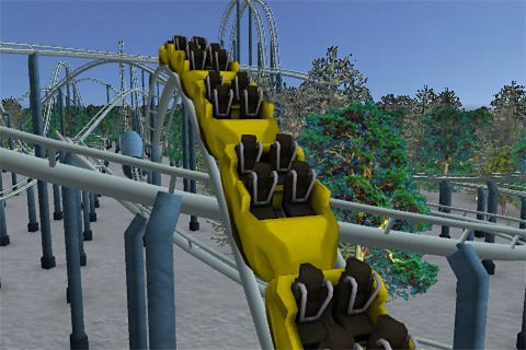 Download Air coaster iPhone free game.