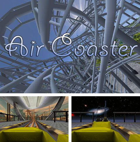 In addition to the game Asphalt 5 for iPhone, iPad or iPod, you can also download Air coaster for free.