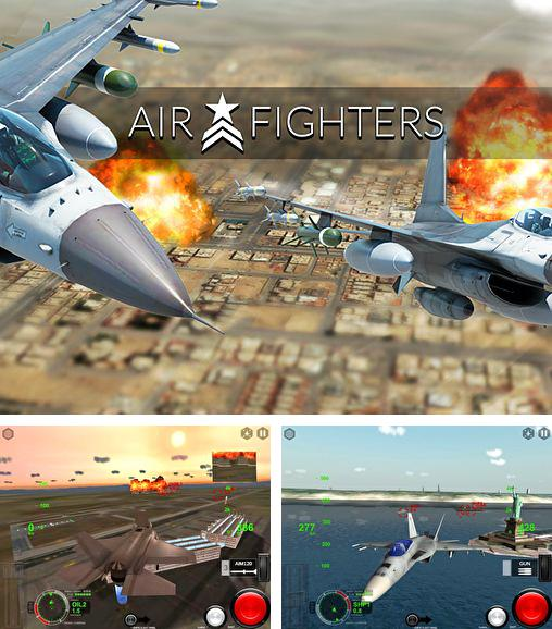 In addition to the game Marvel: Mighty heroes for iPhone, iPad or iPod, you can also download Air fighters pro for free.