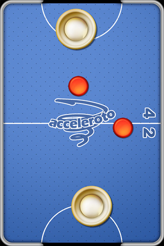 下载免费 iPhone、iPad 和 iPod 版Air hockey。