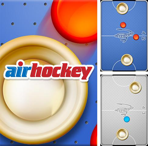 Descarga gratuita del juego Hockey aéreo  luchadores para iPhone.