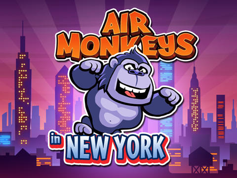 Air monkeys in New York