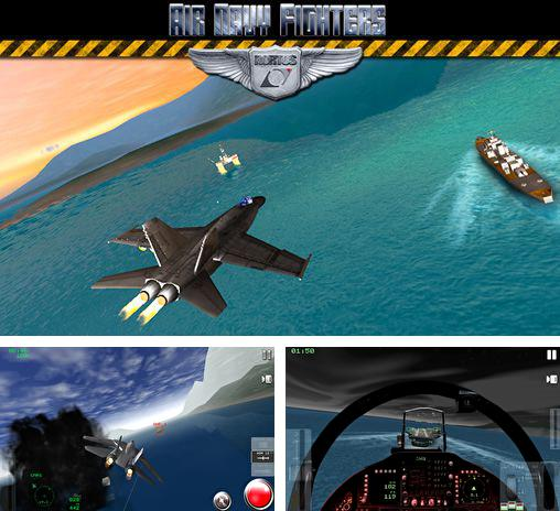In addition to the game Rabbit Journey for iPhone, iPad or iPod, you can also download Air navy fighters for free.