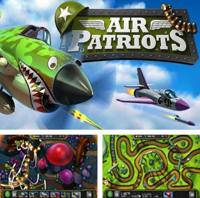 In addition to the game The lost fountain for iPhone, iPad or iPod, you can also download Air Patriots for free.