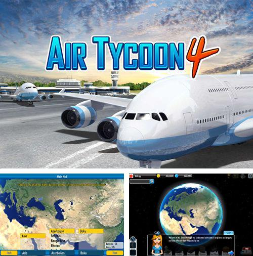 In addition to the game Grand Theft Auto: Chinatown Wars for iPhone, iPad or iPod, you can also download Air tycoon 4 for free.