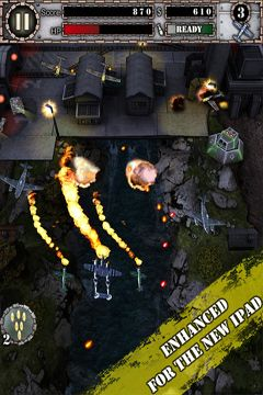 Free AirAttack download for iPhone, iPad and iPod.