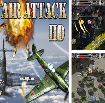 In addition to the game Marine siege for iPhone, iPad or iPod, you can also download AirAttack for free.