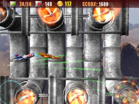Free Aircraft war download for iPhone, iPad and iPod.