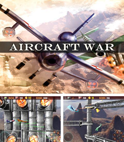 In addition to the game Infinite west for iPhone, iPad or iPod, you can also download Aircraft war for free.