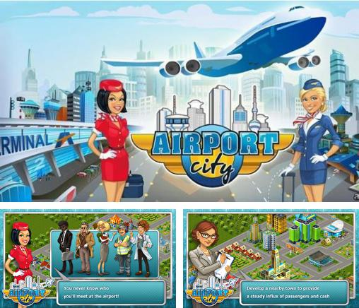 In addition to the game Monument valley for iPhone, iPad or iPod, you can also download Airport City for free.
