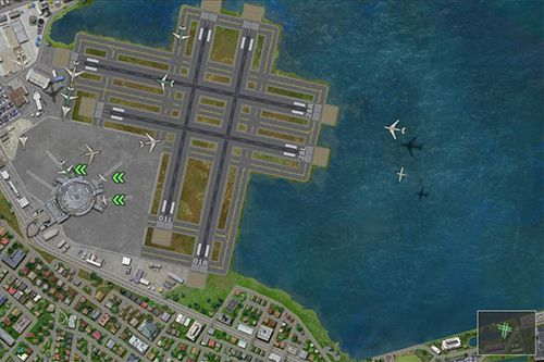 Kostenloser Download von Airport madness world edition für iPhone, iPad und iPod.
