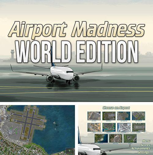 In addition to the game Charge The Zombie for iPhone, iPad or iPod, you can also download Airport madness world edition for free.