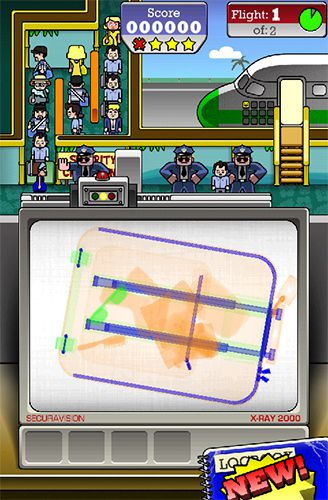 Download Airport scanner iPhone free game.