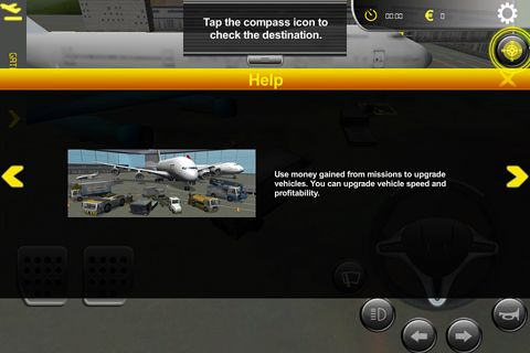 Download Airport simulator iPhone free game.