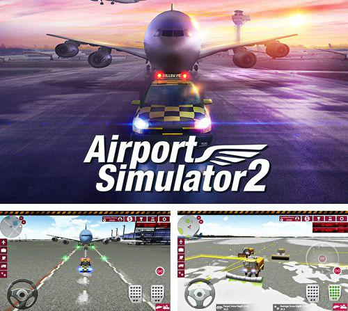 In addition to the game Aztec Puzzle for iPhone, iPad or iPod, you can also download Airport simulator 2 for free.