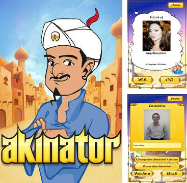 In addition to the game Motorcycle driving school for iPhone, iPad or iPod, you can also download Akinator the Genie for free.