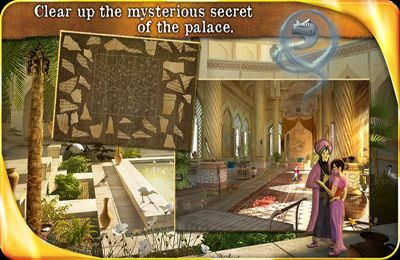 Free Aladin and the Enchanted Lamp download for iPhone, iPad and iPod.