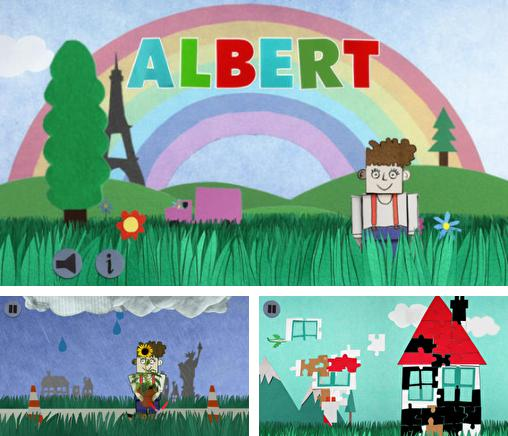 In addition to the game Airport simulator 2 for iPhone, iPad or iPod, you can also download Albert for free.