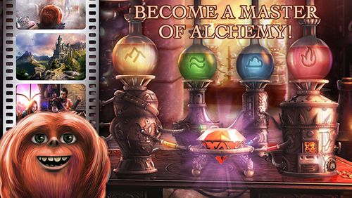 Free Alchemic maze download for iPhone, iPad and iPod.