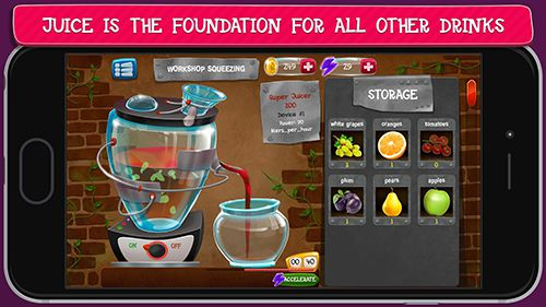 Download Alcohol factory simulator iPhone free game.