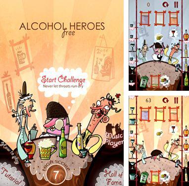 In addition to the game Runestone keeper for iPhone, iPad or iPod, you can also download Alcohol Heroes for free.